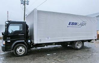 Transport EBM Laser