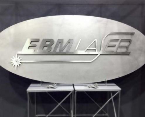 Réalisations - horloge EBM laser