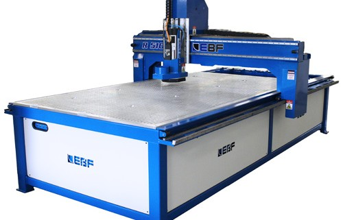 EBM Laser Router
