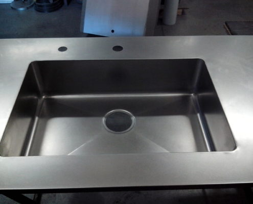 Lavabo stainless1